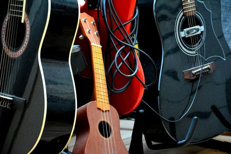 Ukulele Vs Guitar: The Ultimate Showdown