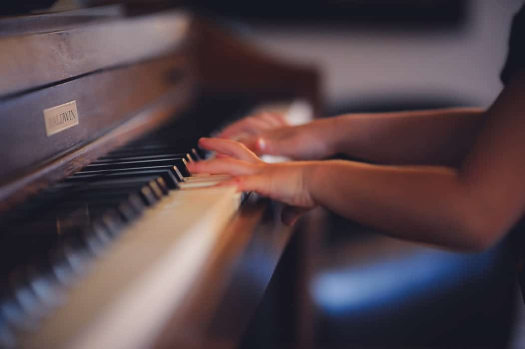 Easiest instrument to learn for a child, the piano or keyboard.