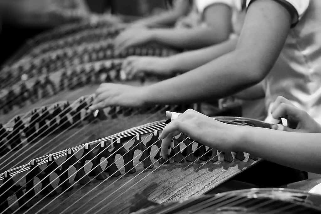 Guzheng The Most Popular Chinese Musical Instrument