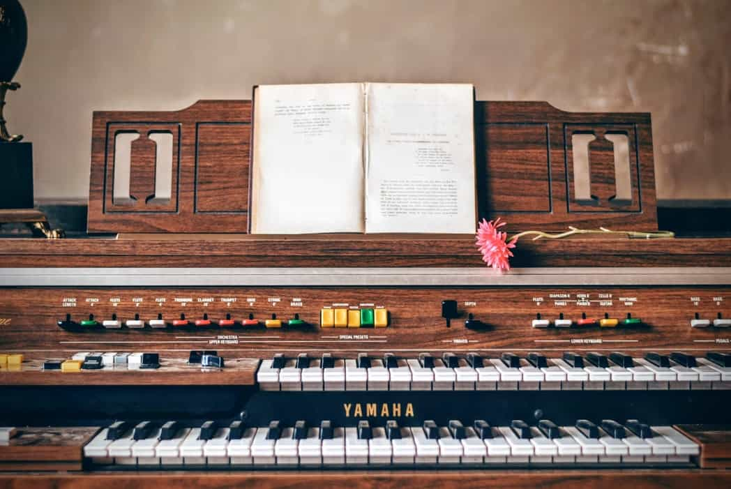 Hardest instrument to learn, the organ.