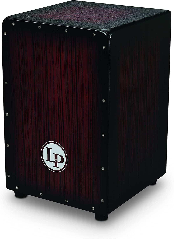 LP Aspire Accents wire cajon drum box