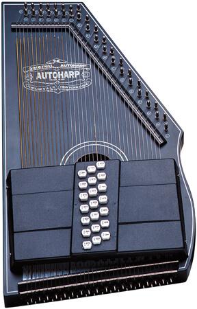 Oscar Schmidt 1930s Reissue Autoharps