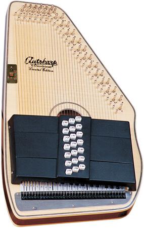 Oscar Schmidt OS110 Fine Tuning Autoharp
