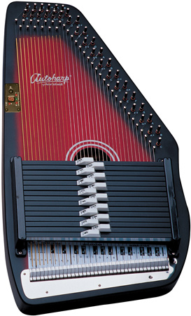 Oscar Schmidt 'The Berkshire' Autoharp