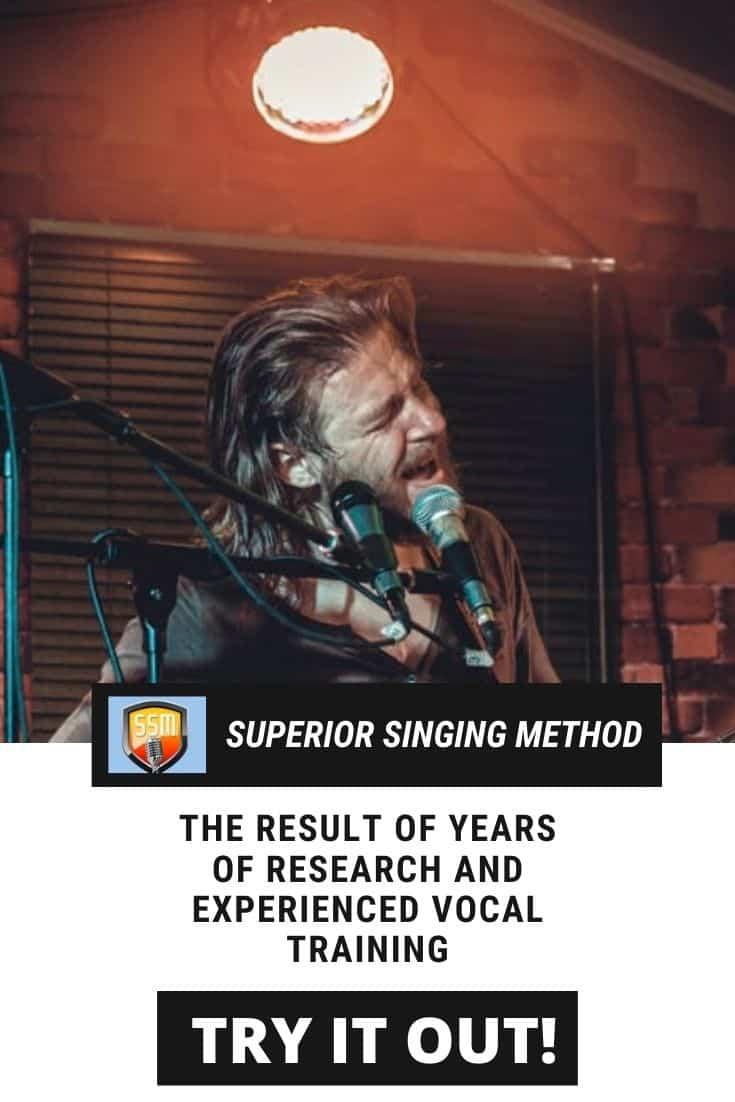Superior singing method online singing lessons.