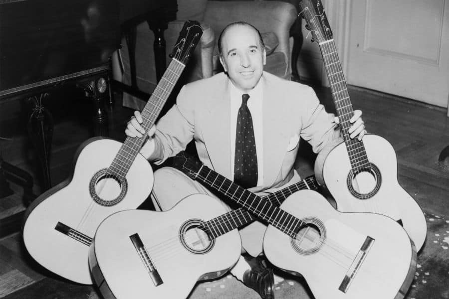 Carlos Montoya, best flamenco guitarists of all time