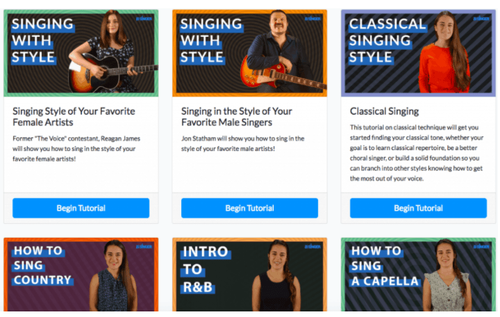 30 Day Singer advanced singing lessons.