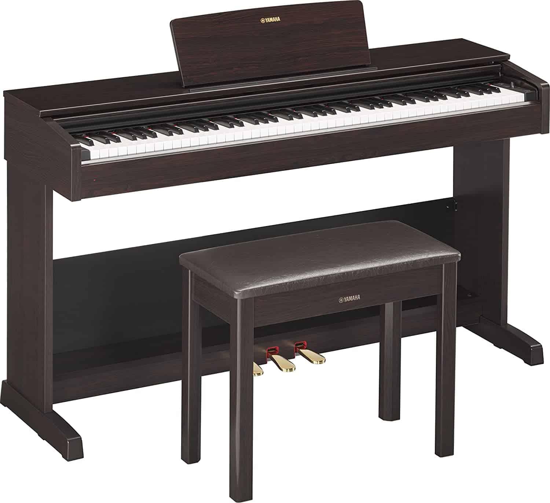 Yamaha YDP103 Arius Series Piano with Bench.