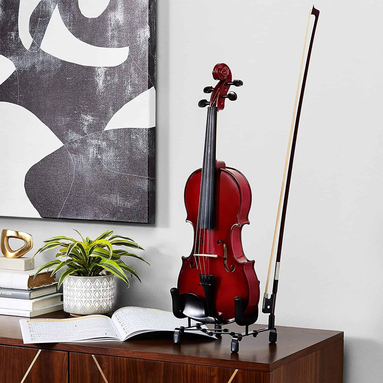 AmazonBasics Beginner Violin Bundle.