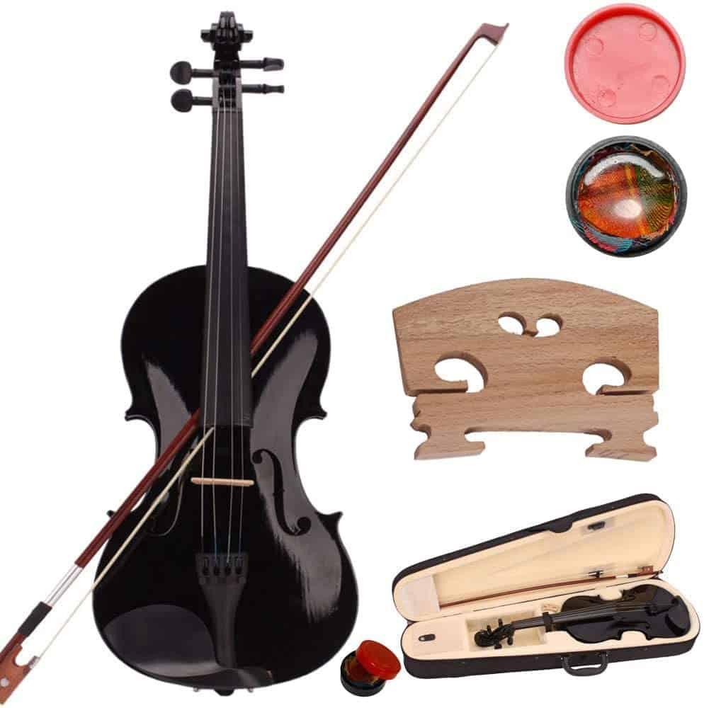 My tunes violin beginner starter kit.
