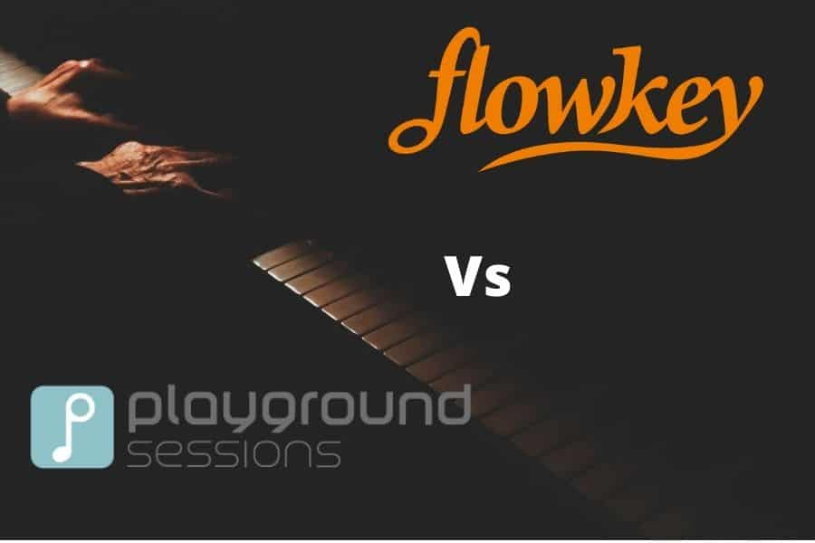 flowkey vs playground sessions