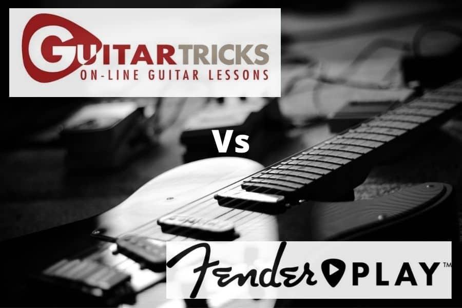 Guitar Tricks vs Fender Play