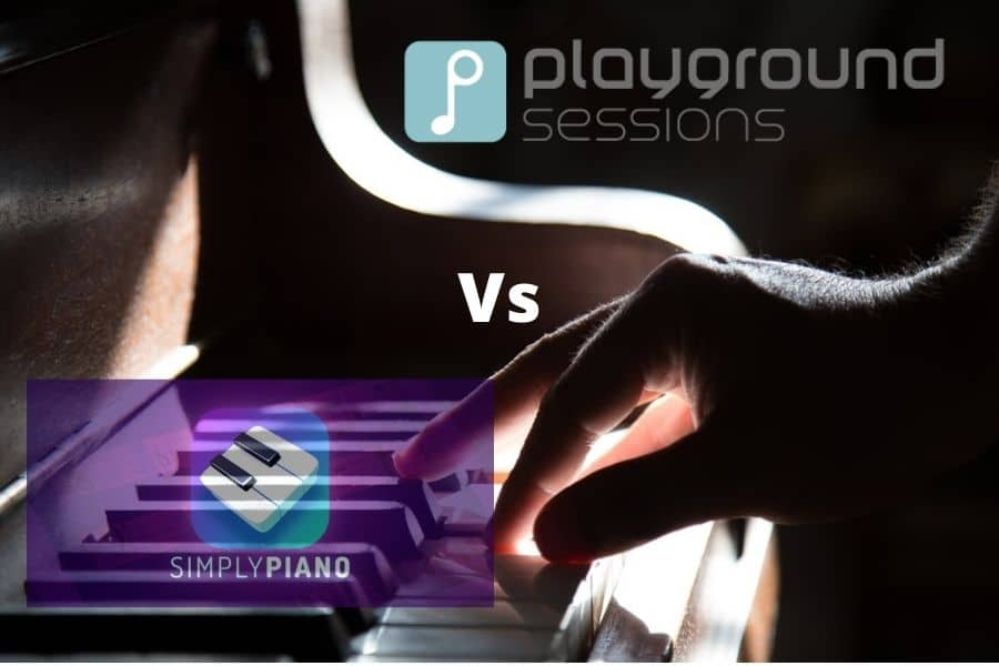 playground sessions vs simply piano