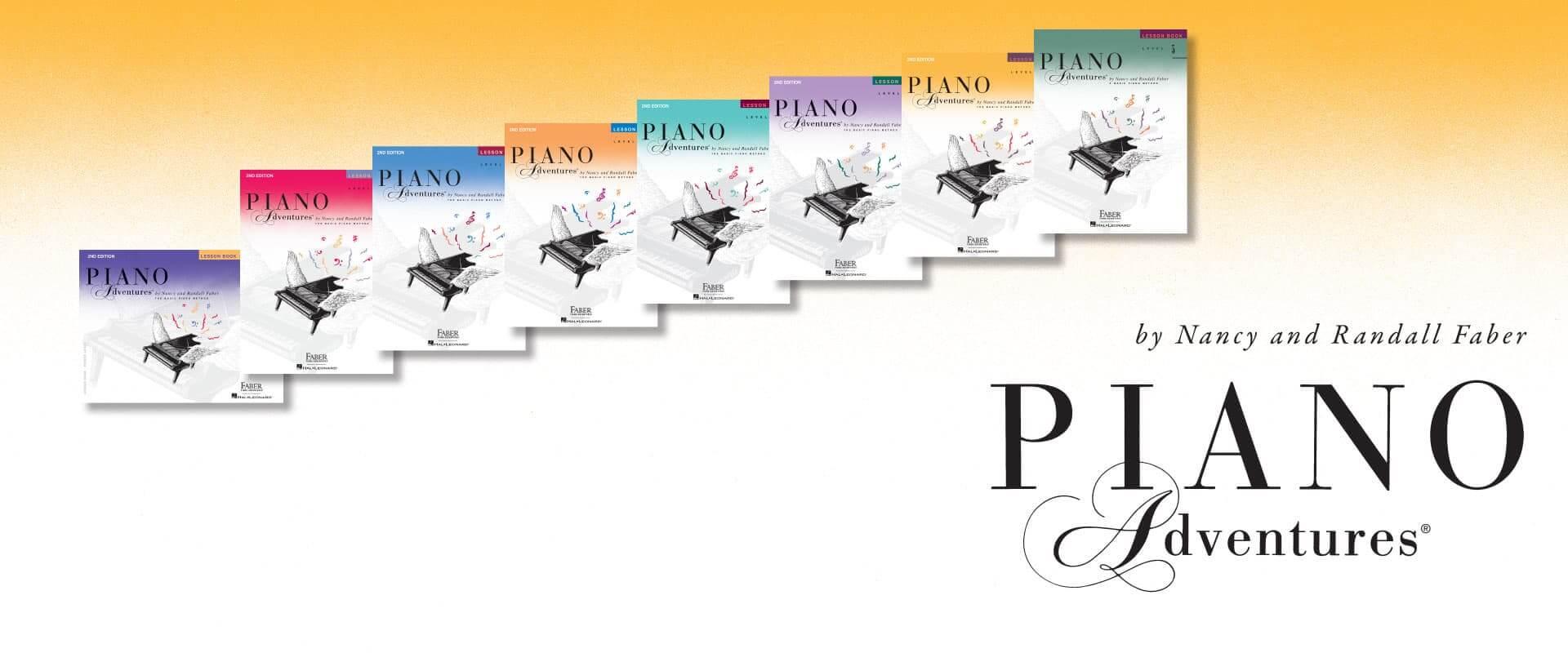 Faber piano curriculum.