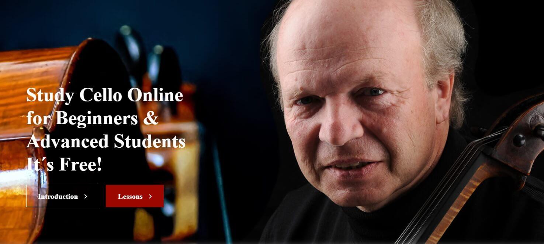 Cello Academy online cello education website