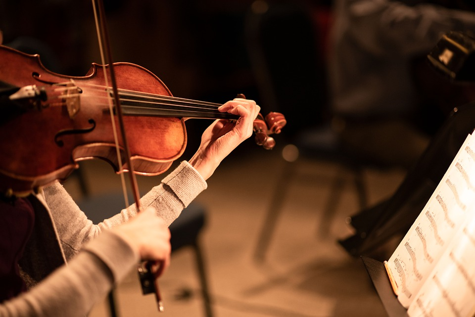 Benefits of online violin lessons
